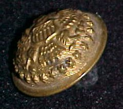 Side view of B. Cope's uniform button