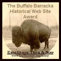 Buffalo Barracks Award