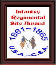 Infantry Regimental Site Award